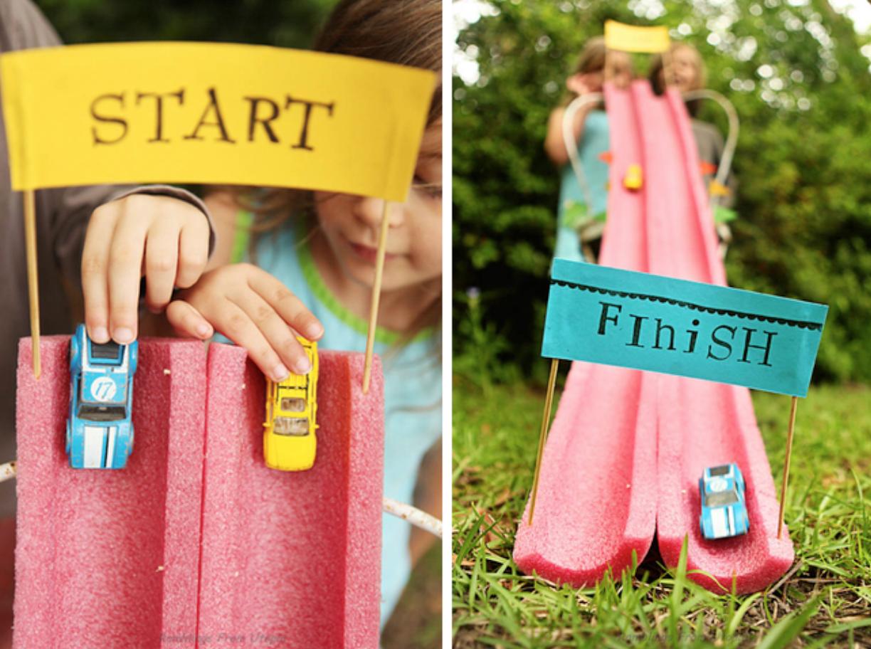 rennbahnen für kinder