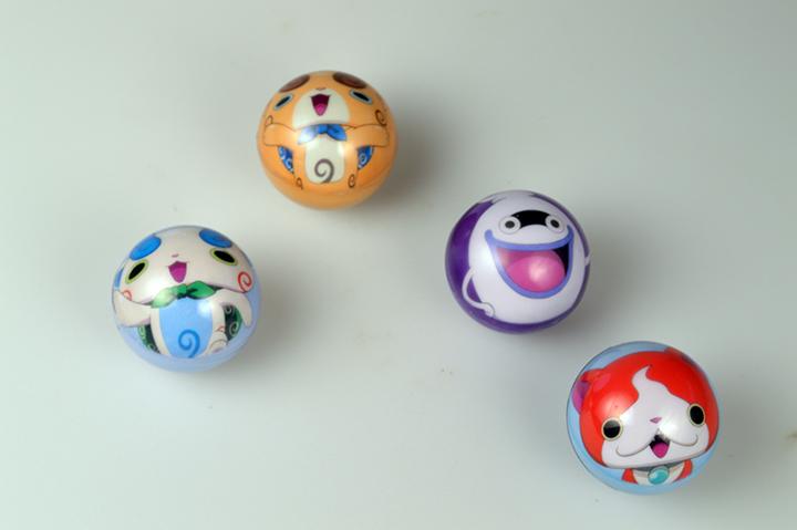 yo-kai glider balls