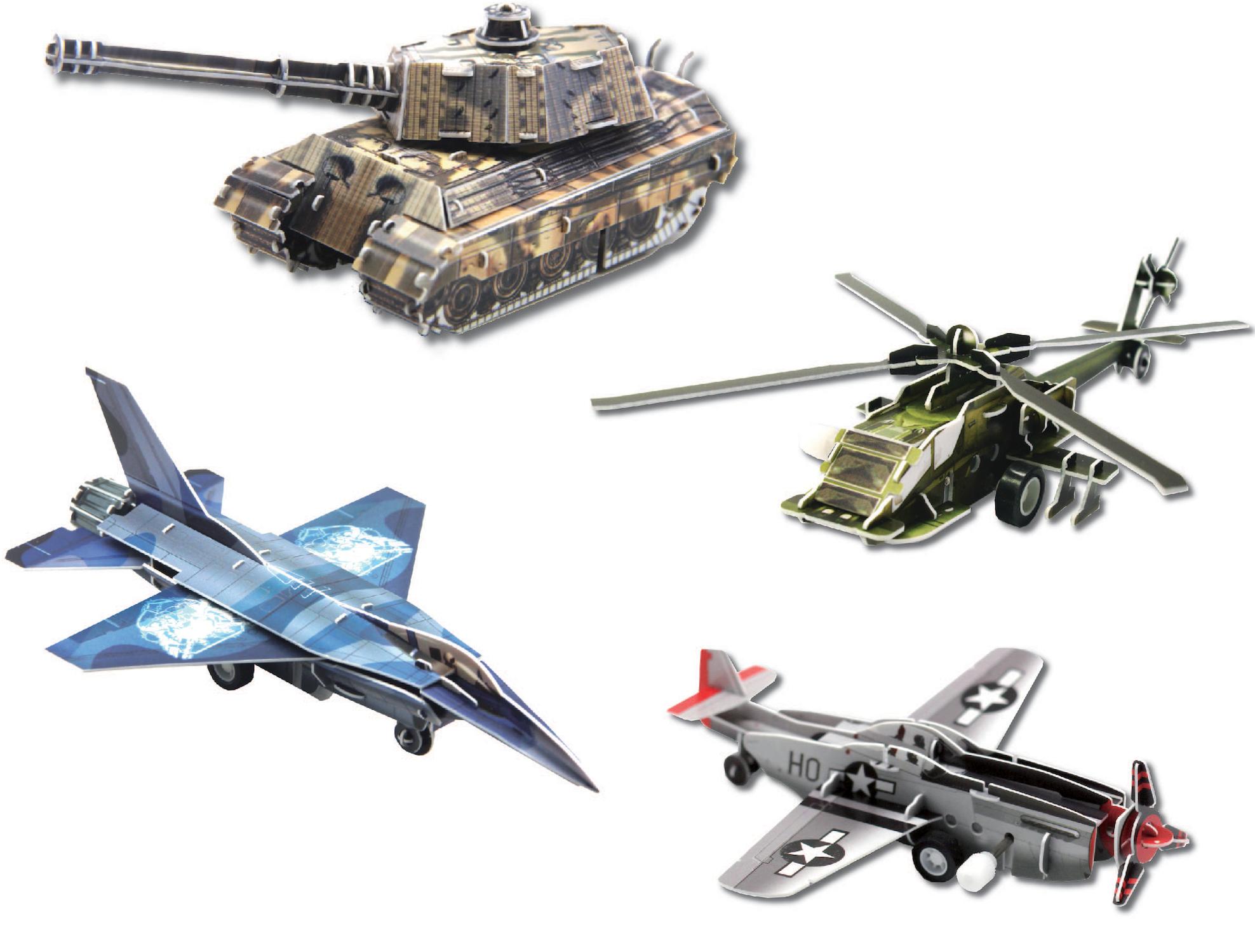 3-D motokit - military