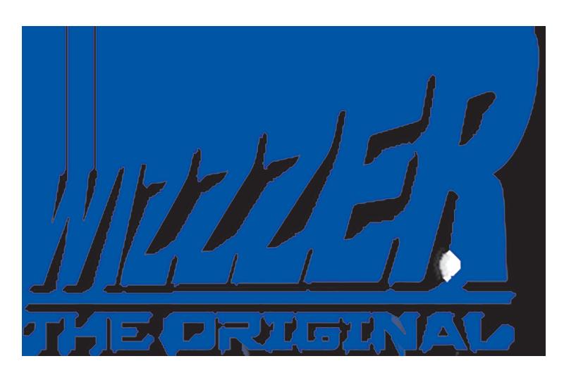 Wiz-z-zer - fidget toy