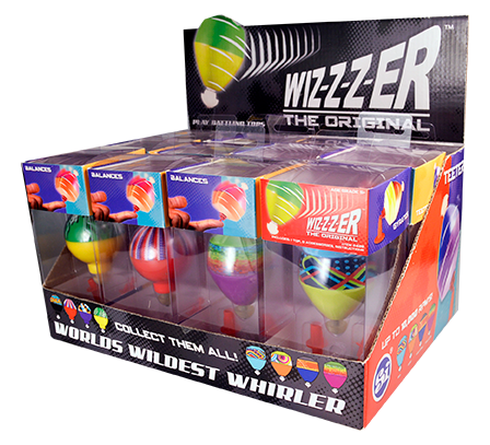 Wiz-z-zer Packaging