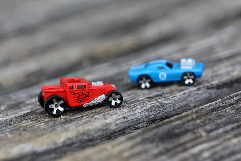 World S Smallest Hot Wheels