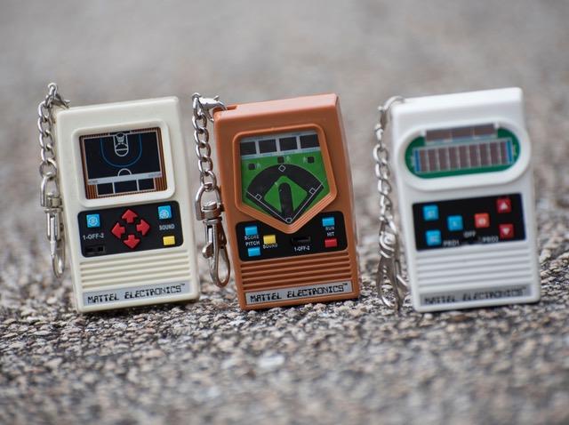 Mattel Electronic Handhelds