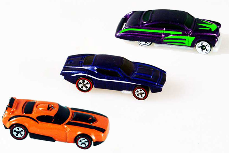 Hot Wheels Series 2