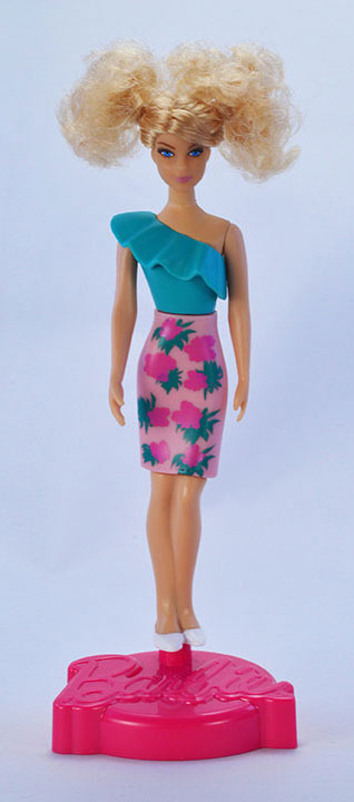 Barbie Fashion Pen Millie