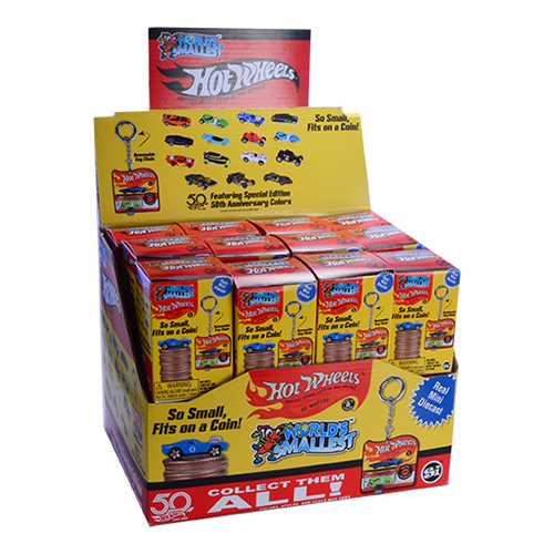 Hot Wheels Blind Box