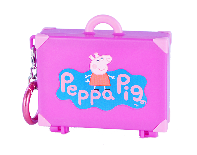 Peppa Pig  Dress Up Keychain
