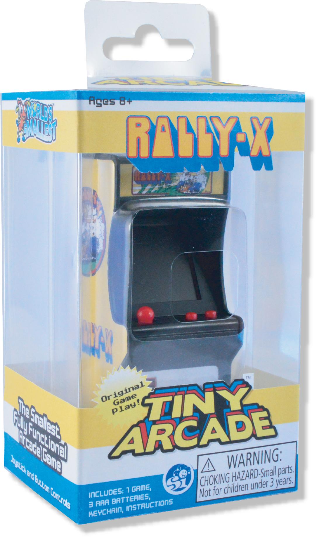 Tiny Arcade Rally X
