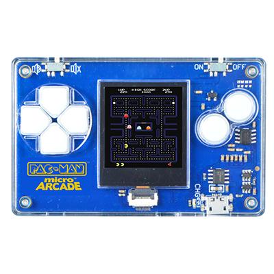 Micro Arcade Pacman
