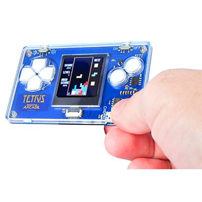 Micro Arcade Tetris