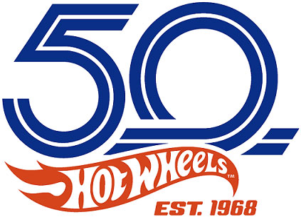50th Hot Wheels