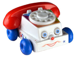 Chatter Box phone