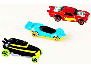 Hot Wheels Series 3