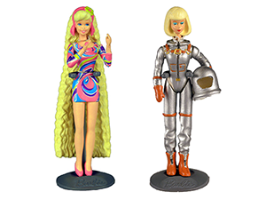 World's Smallest Barbie Series 2