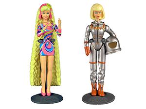 World's Smallest Barbie Series 2