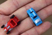 World's Smallest Hot Wheels Image
