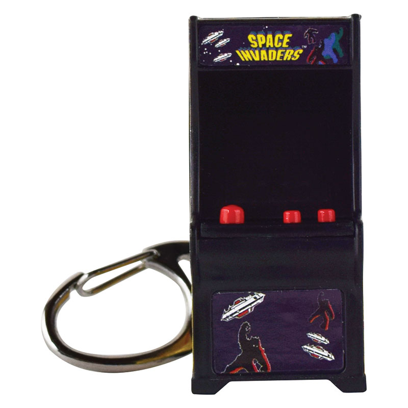 Light and Sound Arcade Keychain