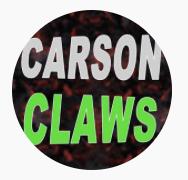 carson claws