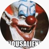 Vicious Alien Klown