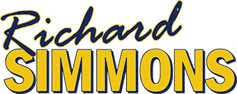 RICHARD SIMMONS.LOGO